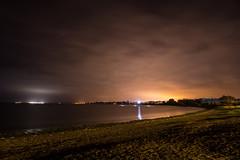 Bahia de Paracas beach by night (fabioresti) Tags: spiaggia baia bahia paracas per lunga esposizione bulb notturna night beach