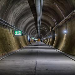 Fluchtstollen 1x1 (swissgoldeneagle) Tags: lichter basistunnel rx100m4 tunnel switzerland graubünden sonycamera grisons graubuenden gbt lights gotthardbasistunnel rx100 escapetunnel hdr gotthard 1x1 sedrun indoor gotthardbasetunnel gottardino basetunnel tujetsch schweiz ch