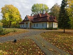 Summer palace, Sieniawa, Poland (Arturo_Jose) Tags: arquitectura palece sieniawa poland
