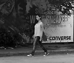 Converse (Beegee49) Tags: filipina walking converse bacolod city philippines