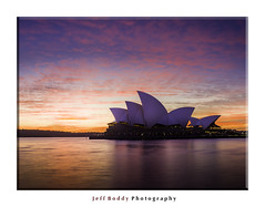 Curtain Call (dogs857) Tags: 645d sydney sydneyharbour opera house sunrise water