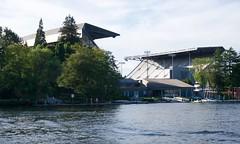 DSC01808 (cameronalvarado) Tags: university stadium lake lakeunion boating union seattle washington uw bridge bridges