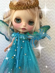 Elodie fairy-ly believes she can grant wishes...