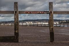 Exmouth beyond the groyne, Dawlish Warren (RichardTowers43) Tags: beach dawlishwarren groyne exmouth devon