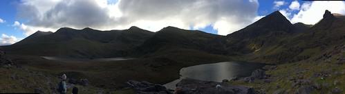 Caurrantoohill ascent - County Kerry, Ireland.