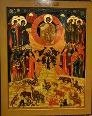 Christ the Creator (bobosh_t) Tags: iconexhibit icons iconography orthodoxy easternorthodoxy icon