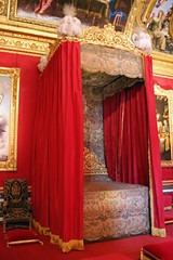 Versailles - The Kings Bed (big_jeff_leo) Tags: paris louis versailles palace architecture gold heritage building statelyhome historic art ceiling fresco imperial unesco hallofmirrors french royal