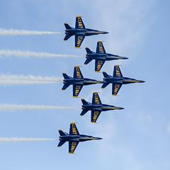 Delta Circle (4myrrh1) Tags: lynchburg virginia va 2016 blueangels flight flightdemonstrationsquadron flightdemonstrationteam navy military fighter f18 f18s ef100400l canon 7dii