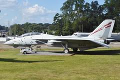 160909 Aviation Wing of the Marietta Museum of History 22 September 2016 (ACW367) Tags: 160909 grumman f14a tomcat usn aviationwingofthemariettamuseumofhistory
