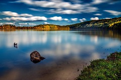 Lake catherine (Mohan Krish Photography) Tags: nature autumn fallcolors arkansas hotspring hot springs catherine lakecatherine canon 6d longexposure long exposure