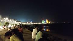 #Mumbai #marinedrive #mycity #lateevenings (Carl_27) Tags: mumbai lateevenings marinedrive mycity