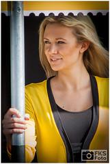 Grid Girl - DTM - Danca Sebestova (Frankman-NRW) Tags: dtm motorsport hockenheim hockenheimring sport gridgirls deutschepost gridgirl boxenluder nice fksfoto hot canon eos500d canoneos500d