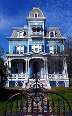 Ryer Mansion (hpaich) Tags: mansion house ryer matawan nj jersey newjersey mainstreet architecture victorian secondfrenchempire frenchempire