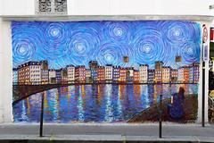 Jimmy C (Ciome) Tags: paris france art street graffiti