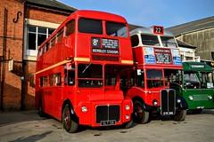 London Bus Museum (PD3.) Tags: surrey lt transportfest transport fest 2016 london bus museum cobham hall weybridge trust brooklands rm rml rml3 rm3 3 slt58 slt 58 aec routemaster rt1 rt 1 regent