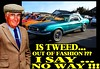 Tweed Teamed With Old Cars 2 (Save The Last Ocean) Tags: tweed tweedjacket trousers tie tweedjacketphotos tweedrun cavalrytwilltrousers classic car canon camera cars cavalrytwill clothing coat countrytweed nz newzealand nelson hastings houndstooth harris headlights harristweedjacket oldschool retro retrofashion vintage vehicle vehicles vintagecar fashion old british blazer bloke plaid pa parked vintagecarnewzealand carrally auto carshow carclub vintagecarsinnewzealand autos oldman oldcar 60s 1960s ford mustang outdoor v8 howtoweartweed thetweedrun manwearingtweedjacket photosoftweedjacket 2010 2011 2012 2013 2014 2015 2016 2017 vintagefashion theretrolook gentleman older alt