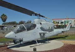 157784 Bell AH-1J Sea Cobra (GULF550) Tags: cobra bell ah1j seacobra usmc miramar mcas museum