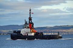 SD Impetus (Zak355) Tags: rothesay isleofbute bute scotland scottish sdimpetus tug serco riverclyde ship boat shipping