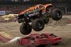 Monster Trucks (Ray Devlin) Tags: mercers benz superdome new orleans monster trucks