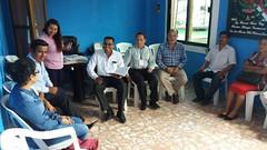 Reunión de trabajo para darle seguimiento al tema de la familia Cruz Méndez de la comunidad de Santiago Progreso, #ValleNacional, participan autoridades municipales e instancias de seguridad y procuración de justicia #Oaxaca