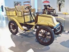 147 De Dion Bouton Model Q (1903) (robertknight16) Tags: dedion bouton france 1900s modelq pioneer malaga worldcars