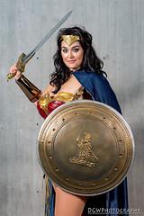 Wonder Woman (dgwphotography) Tags: cosplay nycc nycc2016 newyorkcomiccon 70200mmf28gvrii nikond600 nikoncls