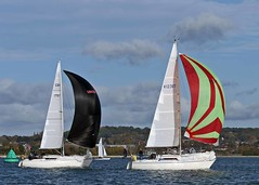 Nov13047a (Mike Millard) Tags: pooleyachtclub pooleharbour cruisers