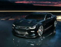 Unveiled at SEMA show, Chevrolet 2017 Camaro SS Slammer concept is bound to inspire. Meet the customized vision of the sixth generation Camaro. #bestbuyet2000 #SEMA #Chevrolet #2017 #Camaro #Bumblebee #Flikr (hanniballecter4) Tags: bestbuyet2000 2017 chevrolet camaro sema flikr bumblebee