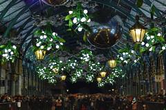 Covent Garden Market (Eugene Regis) Tags: london christmas christmaslights hdr hdrphotography