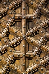 Cluster'd. (Shuttersouls) Tags: composition fineart wood door rithm rythm