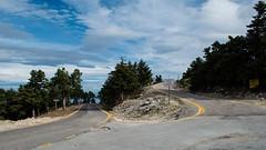 Crossroads (Giannis Samartzis) Tags: greece athens parnitha mountain forest sky nikon d3200 1855