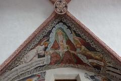 Neustift 24 (WR1965) Tags: italien sdtirol altoadige autonomeprovinzbozen neustift stiftneustift klosterneustift chorherren augustiner kreuzgang deckenfresko fesko michael pacher sptgotik