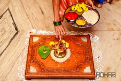 (Rohan2021) Tags: hindu wedding india indian culture ritual canon 50mm 12l portrait