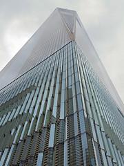 One World Trade Center, NYC (SomePhotosTakenByMe) Tags: oneworldtradecenter 1wtc wtc worldtradecenter usa urlaub vacation holiday america amerika newyork nyc newyorkcity manhattanlowermanhattan financialdistrict stadt city innenstadt downtown gebäude building skyscraper wolkenkratzer architektur architecture outdoor
