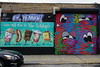 Welling Court Mural Project - Astoria, Queens, NYC (SomePhotosTakenByMe) Tags: usa urlaub vacation holiday nyc newyork newyorkcity america amerika queens astoria mural wandbild kunst art graffiti wellingcourt wellingcourtmuralproject muralproject popcorn hotdog outdoor jamiehef katvt