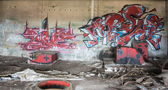_DSC1371 (Under Color) Tags: leipzig graffiti lost places urban exploring leipsch walls