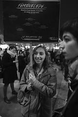 _DSF8746 (sergedignazio) Tags: france paris street photography photographie fuji xpro2 internationale lutte violences femmes