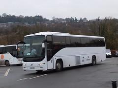Red Rose UUI3591 Matlock (Guy Arab UF) Tags: red rose lancashire uui3591 volvo b12m plaxton paragon coach bus matlock derbyshire buses eddie brown b2ebt yn06rwj logan dunloy