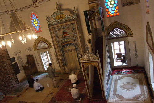 Interior of Koski Mehmed Paša Mosque, 26.05.2012.