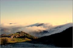Nebelwelle ber den Jura - Fogfall over the Jura (Werner_Schmutz) Tags: nebelfall fogfall blchen belchen eptingen baselland baselbiet jura schweiz suisse svizzera switzerland oberblchen