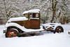 Kenny Lost his Load (Dex Horton Photography) Tags: kenny losthisload truck htt truckthursday snow ice winter whatcomcounty hastings bluster