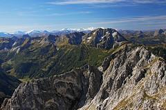 Hohe Tauern from Steinfeldspitze