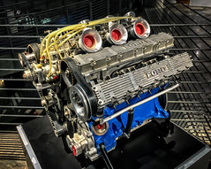 Ford Cosworth DOHC V-6 (Wilder PhotoArt) Tags: engine cosworth ford