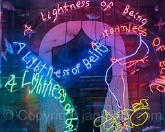 """Lights Up a Young Mind"" Bloomingdales Holiday Window Display, New York City (jag9889) Tags: windowdisplay jag9889 usa color manhattan bloomingdales newyork outdoor 2016 christmas holiday light uppereastside newyorkcity window artwork neon display 20161128 art chandelier bloomies departmentstore flagship lexingtonavenue ny nyc store storewindow ues unitedstates unitedstatesofamerica us"
