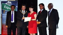 Ruth Davidson_Certificate_ ELREC's Equality Champions Gala Dinner