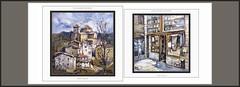 SANT JAUME DE FRONTANY-CASTELLAR DE N'HUG-PINTURA-POBLES-BERGUED-CATALUNYA-PAISATGES-ESGLESIA-BOTIGA-QUADRES-ARTISTA-PINTOR-ERNEST DESCALS (Ernest Descals) Tags: bergued castellardenhug santjaumedefrontany barcelona pintura pintar cuadros pinturas quadres pintures pintando comarca comarques catalunya catalonia catalua romanico romanica esglesia iglesia pobles village poble pueblospueblo tiendas botiga botigues pintor arte art artwork pintores pintors ernestdescals plastica paintings paint shop painting artistas artistes catalans catalanes paisatges paisajes landscape montaa paisatge paisaje