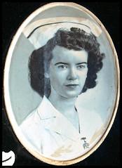 Nurse Marian (~ Lone Wadi Archives ~) Tags: mountainviewcemetery portrait nurse finalrestingplace headstone tombstone gravestone yavapaicounty americansouthwest prescottarizona