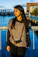 Portrait of Fatima ((Jessica)) Tags: boston downtown massachusetts newengland portrait bostonportraitmeet portraitmeet