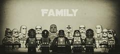 family (shoube) Tags: 50d 100mm 100mmmacro canon lego starwars afol figurine stormtrooper brick vosges lorraine 88 dommartinsurvraine noiretblanc nb darthvader darthvador