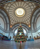 GOPR1049 (mswphoto44) Tags: railroad station terminal chattanooga choo concourse christmas tree southern railway sou